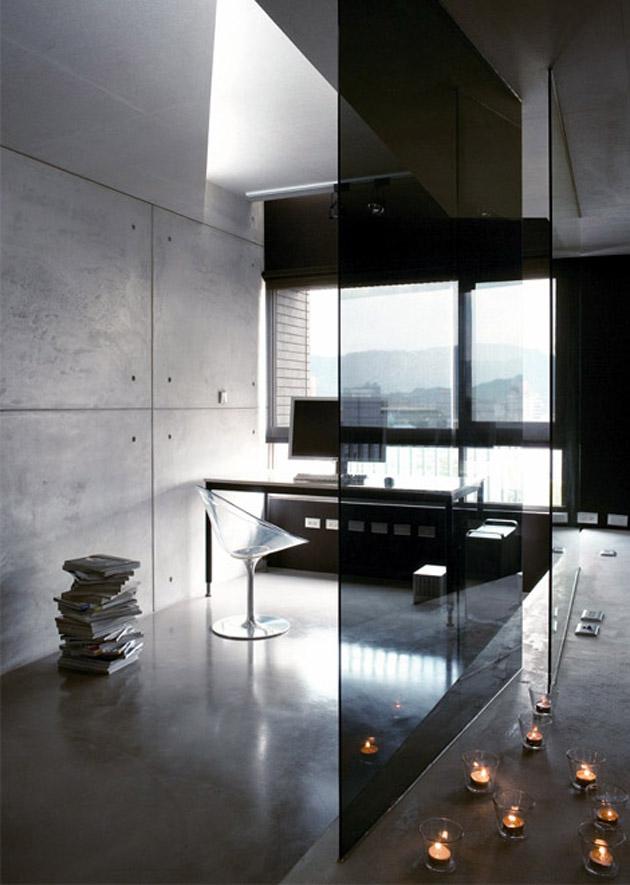 e9cee5582ad579 Inspiracje: beton we wnętrzu - Design Your Life