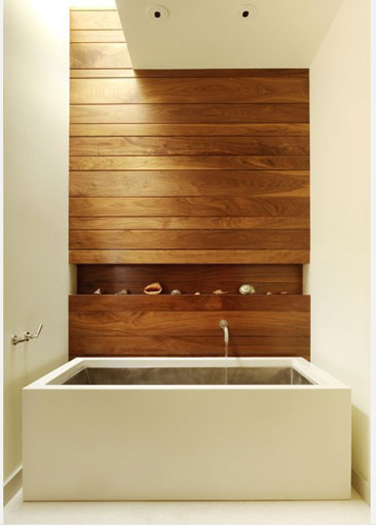 Pomys na azienk design your life for Zen type bathroom designs