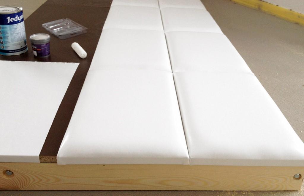 Jak Zrobić Skórzany Zagłówek Do łóżka Domowe Diy Design