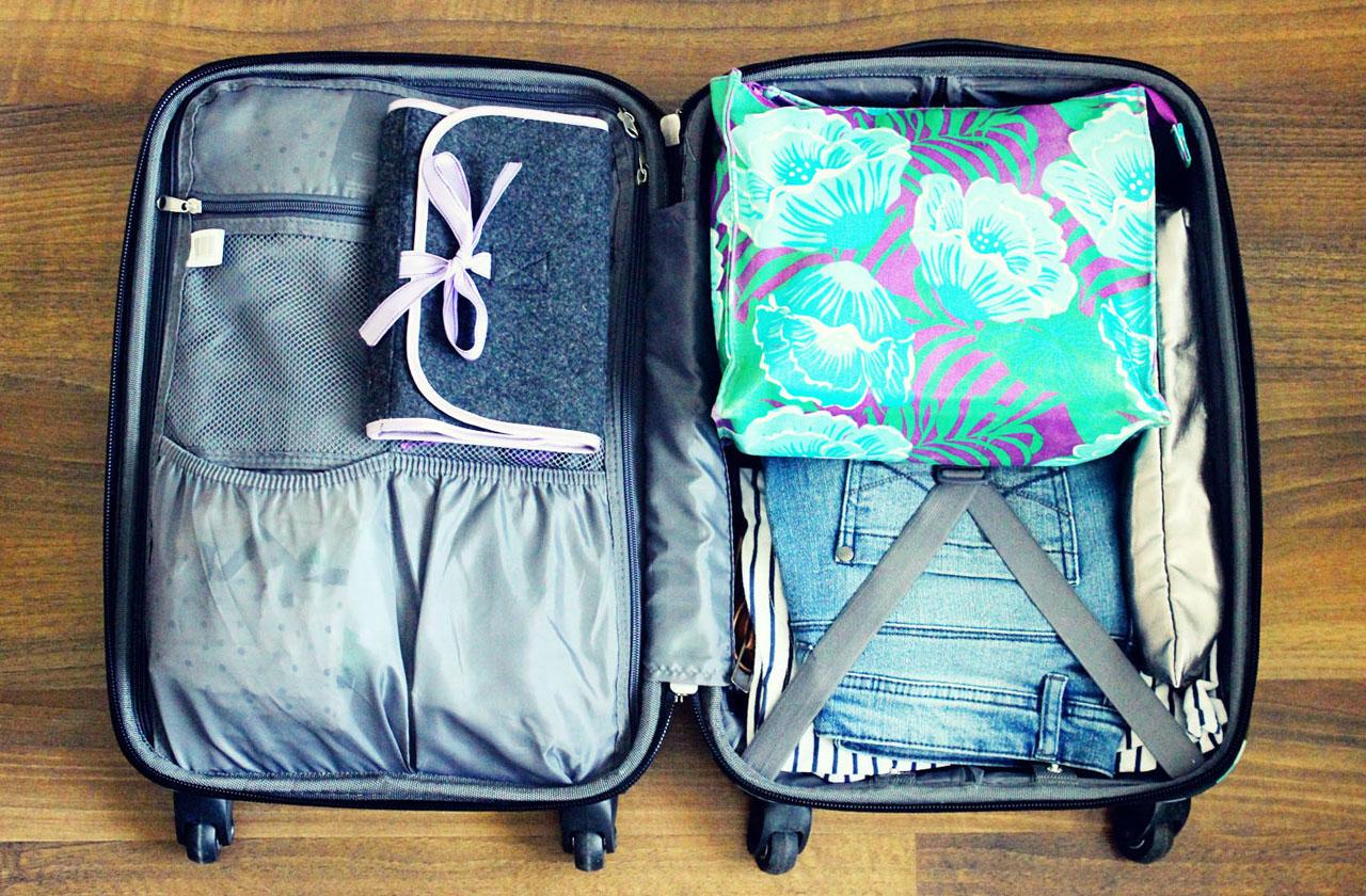 37740b2c42f2d Jak się spakować na wakacyjny wyjazd do bagażu podręcznego? 10 sposobów i  tricków