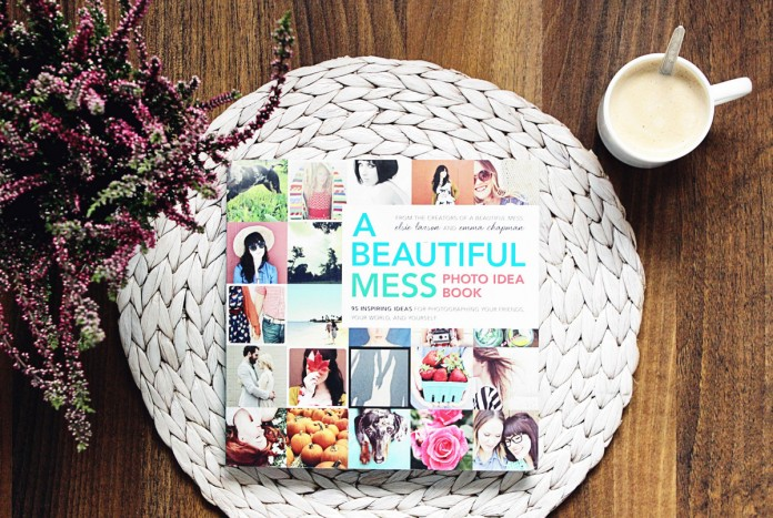"a beautiful mess photo idea book - Książka ""A Beautiful Mess photo idea book"" by Elsie"