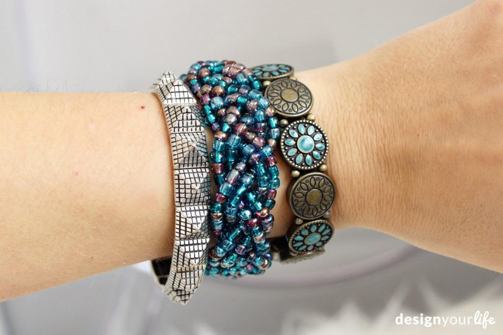 D.I.Y. bransoletka z łańcuszka Design Your Life