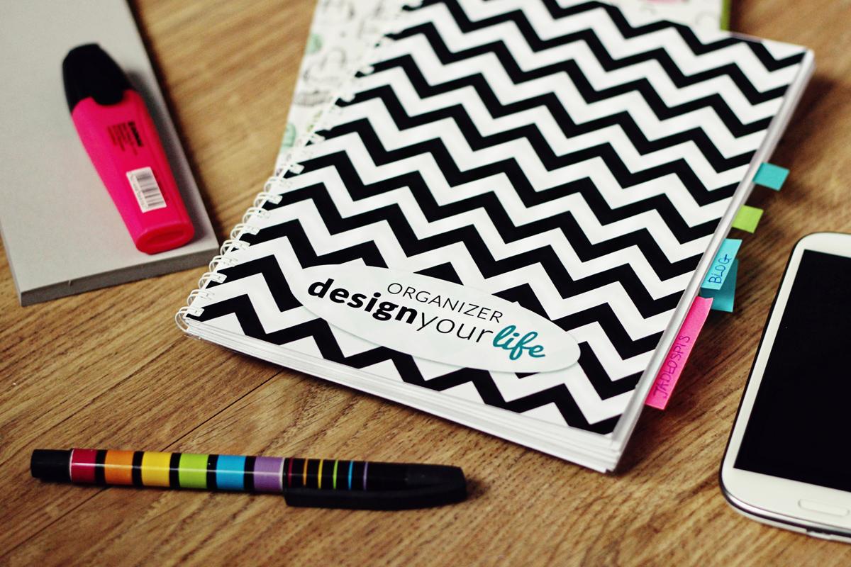 DIY organizer do wydrukowania - Designyourlife.pl