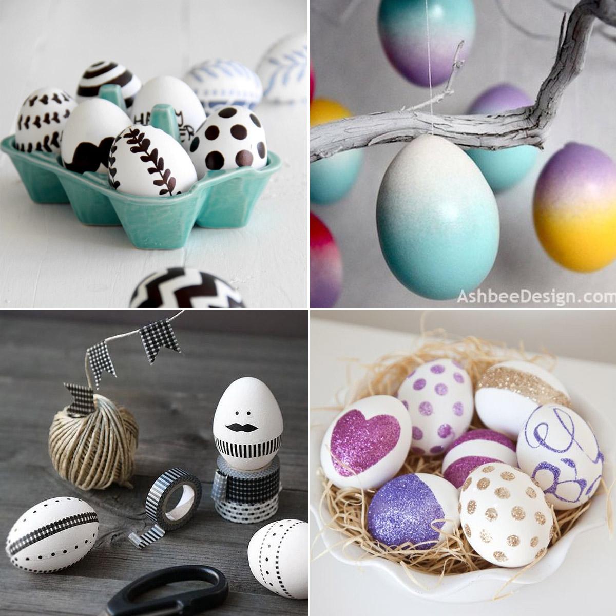 Wielkanocne DIY - jajka