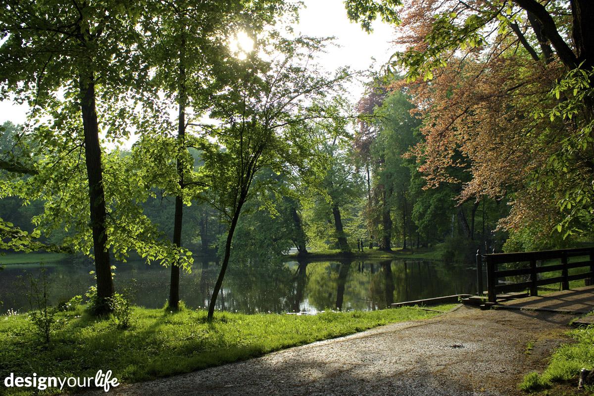 Park w Pszczynie - Designyourlife.pl