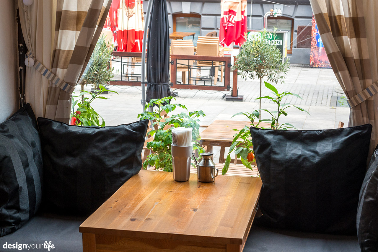 Wnętrza ze smakiem - Len Arte w Katowicach