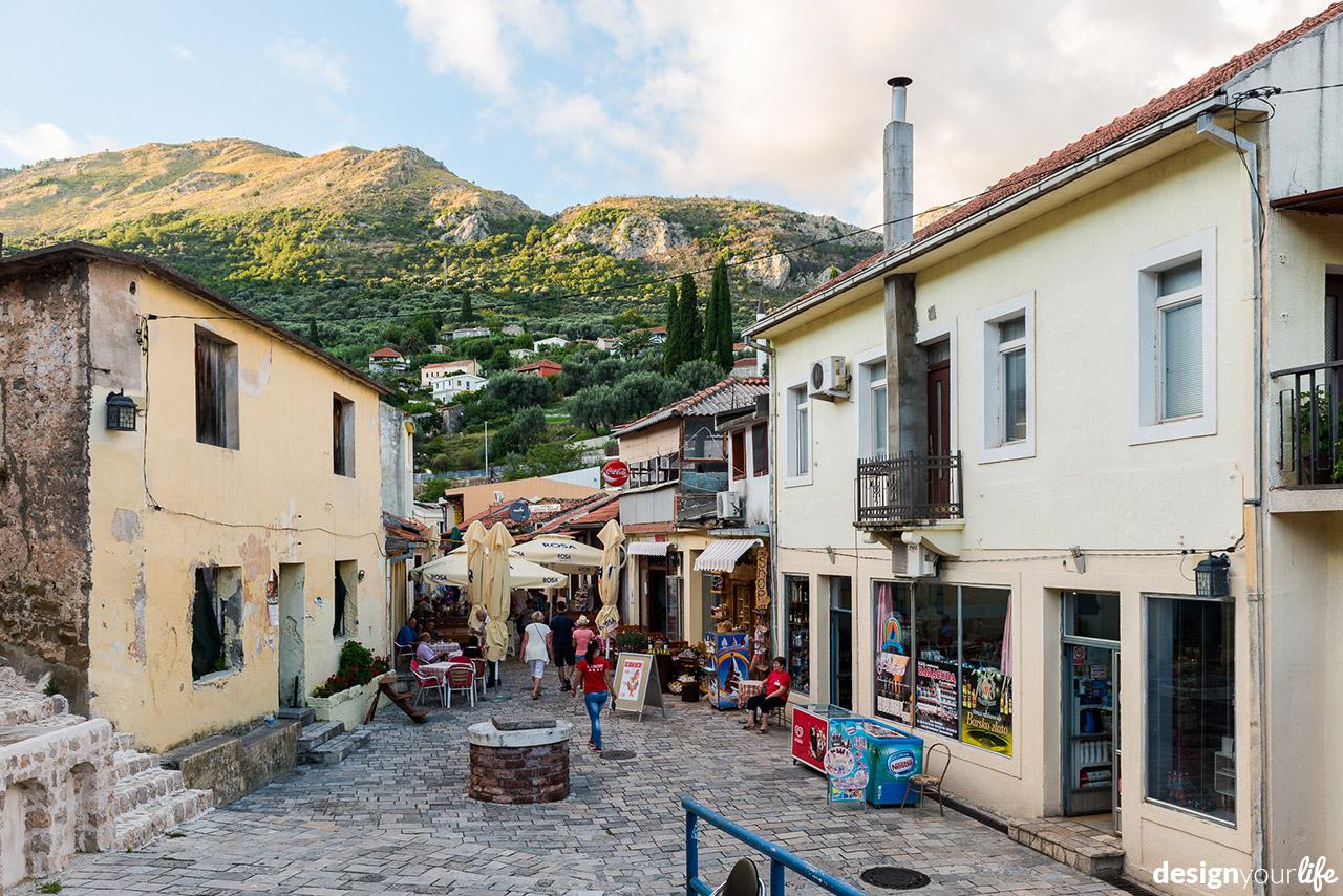 Stary Bar, Montenegro - Designyourlife.pl