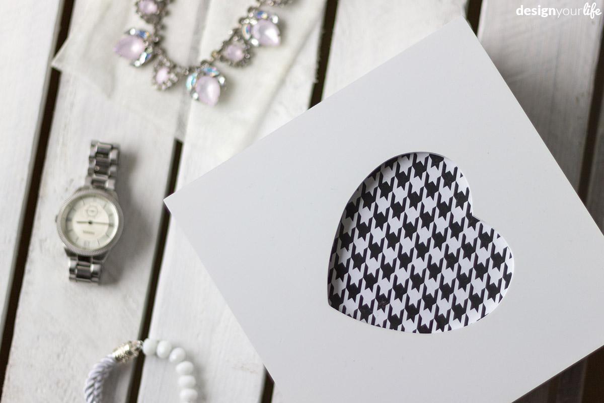 Pudełko na biżuterię - Designyourlife.pl