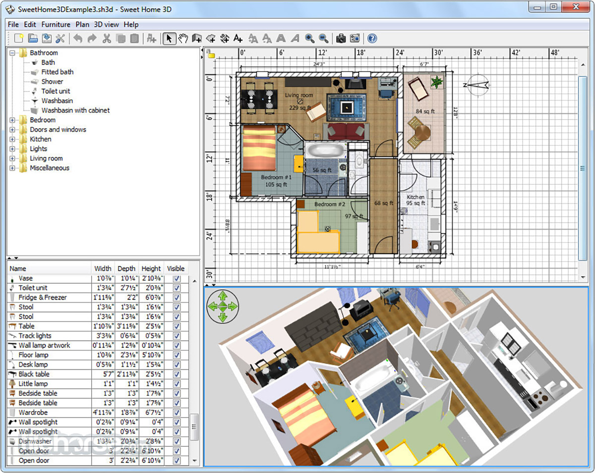 Apple Home Design Software Free