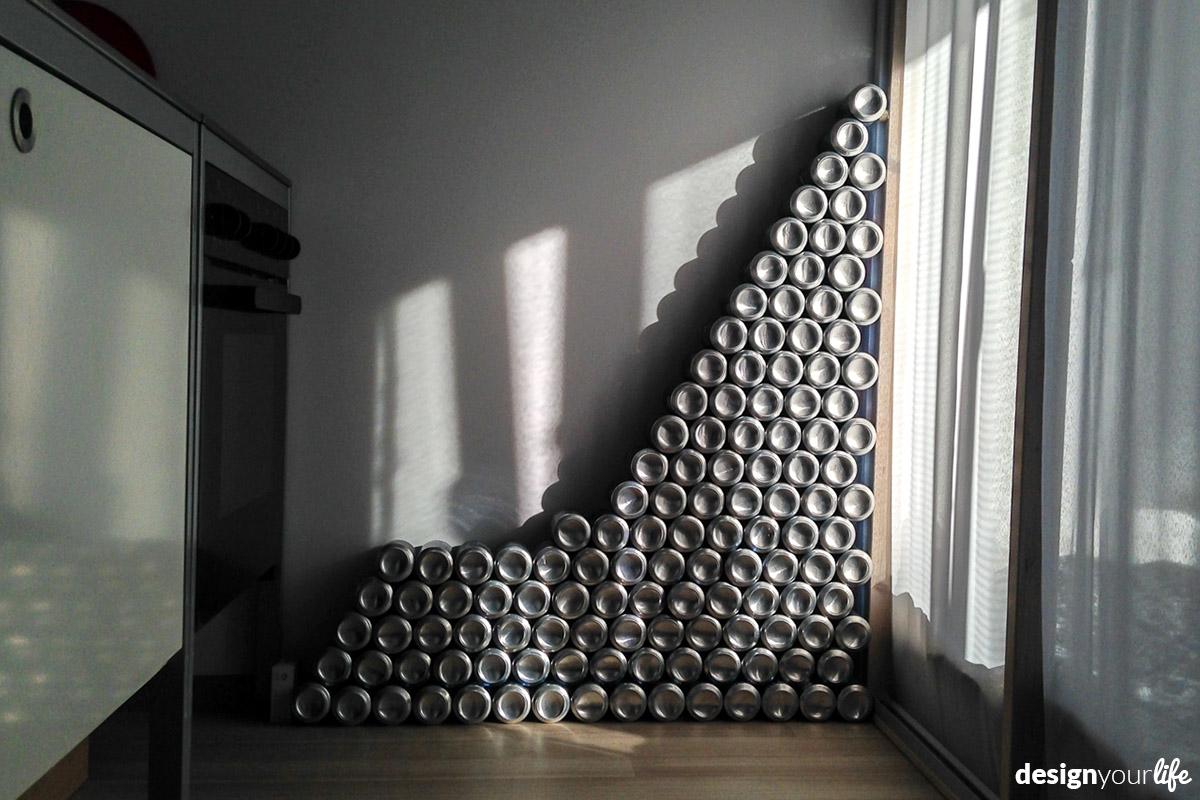 Pomysł na pustą ścianę - Designyourlife.pl