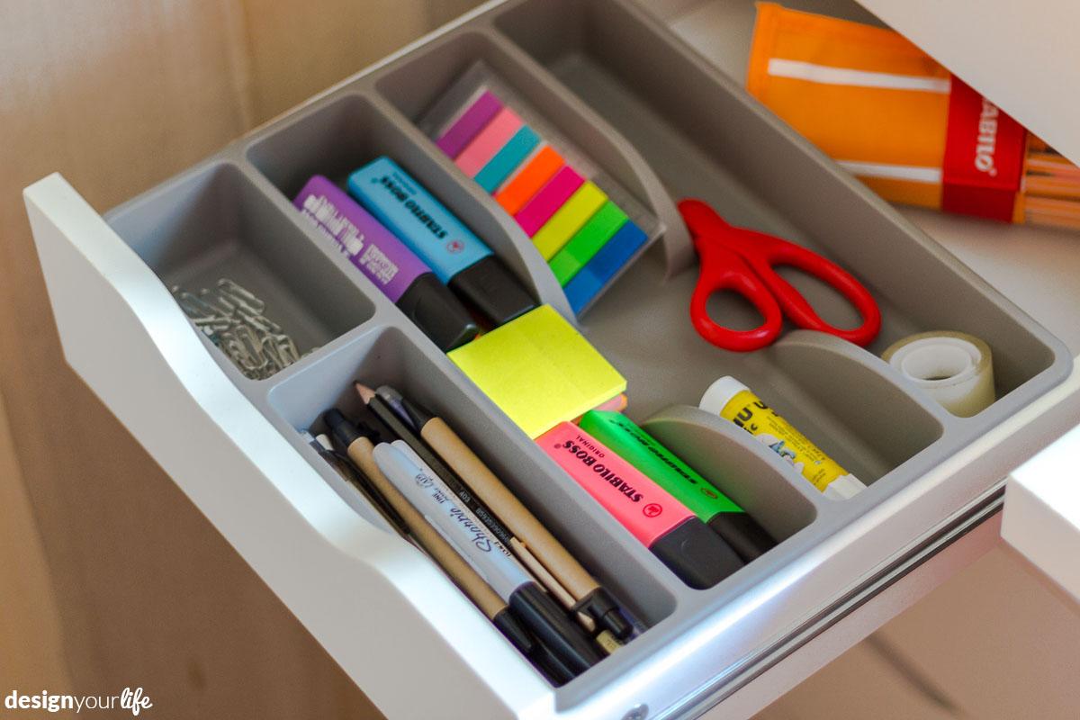 Organizacja szuflady - Designyourlife.pl