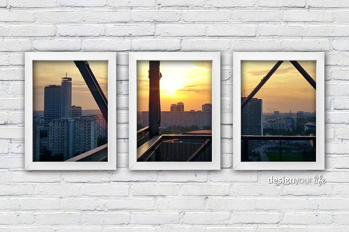 Galeria ścienna - Designyourlife.pl
