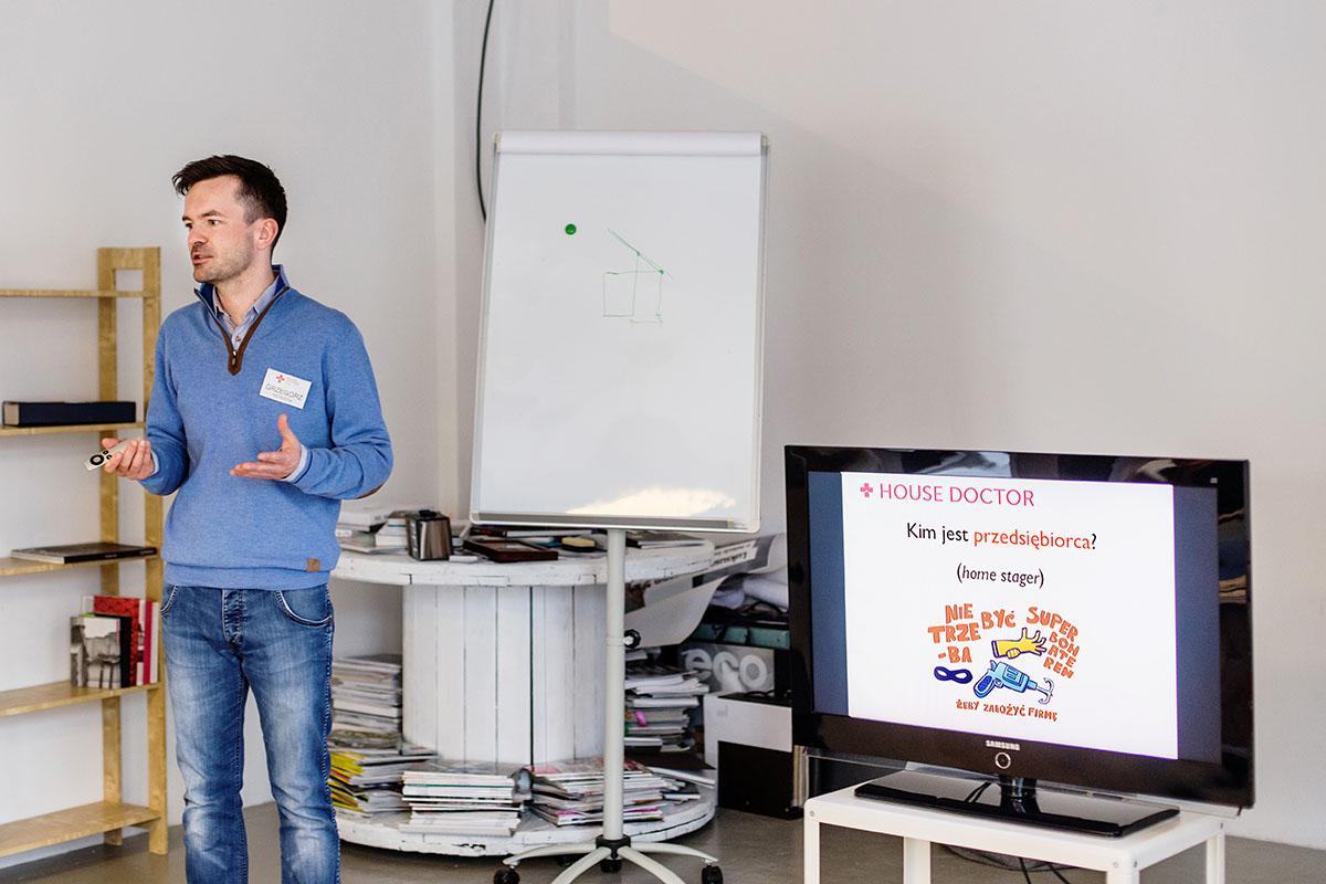 Grzegorz Pietrucha - House Doctor Polska