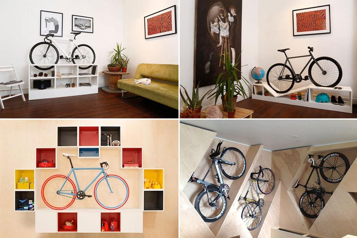 Gdzie trzymać rower w mieszkaniu? Designyourlife.pl