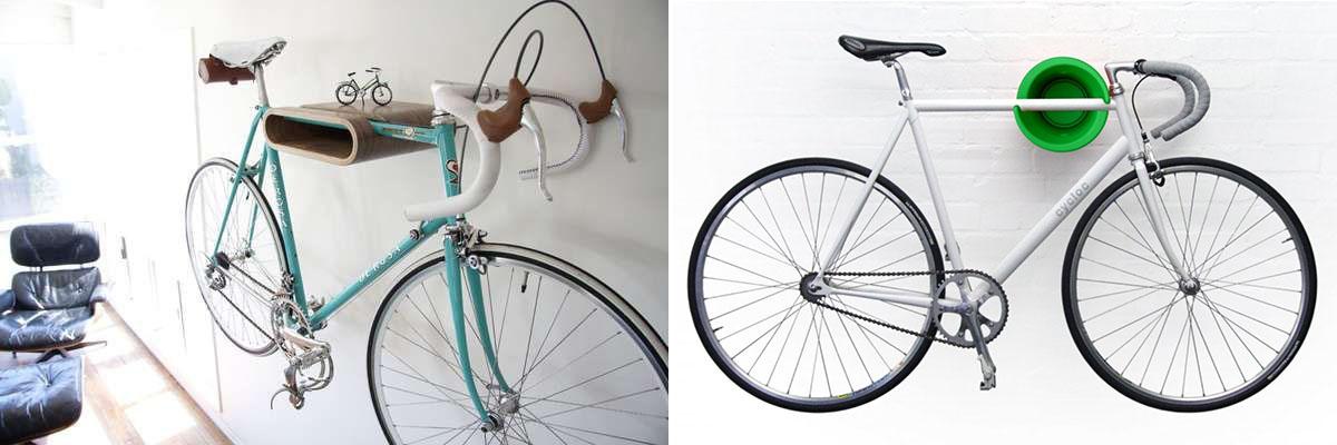 Stojak na rower - Designyourlife.pl