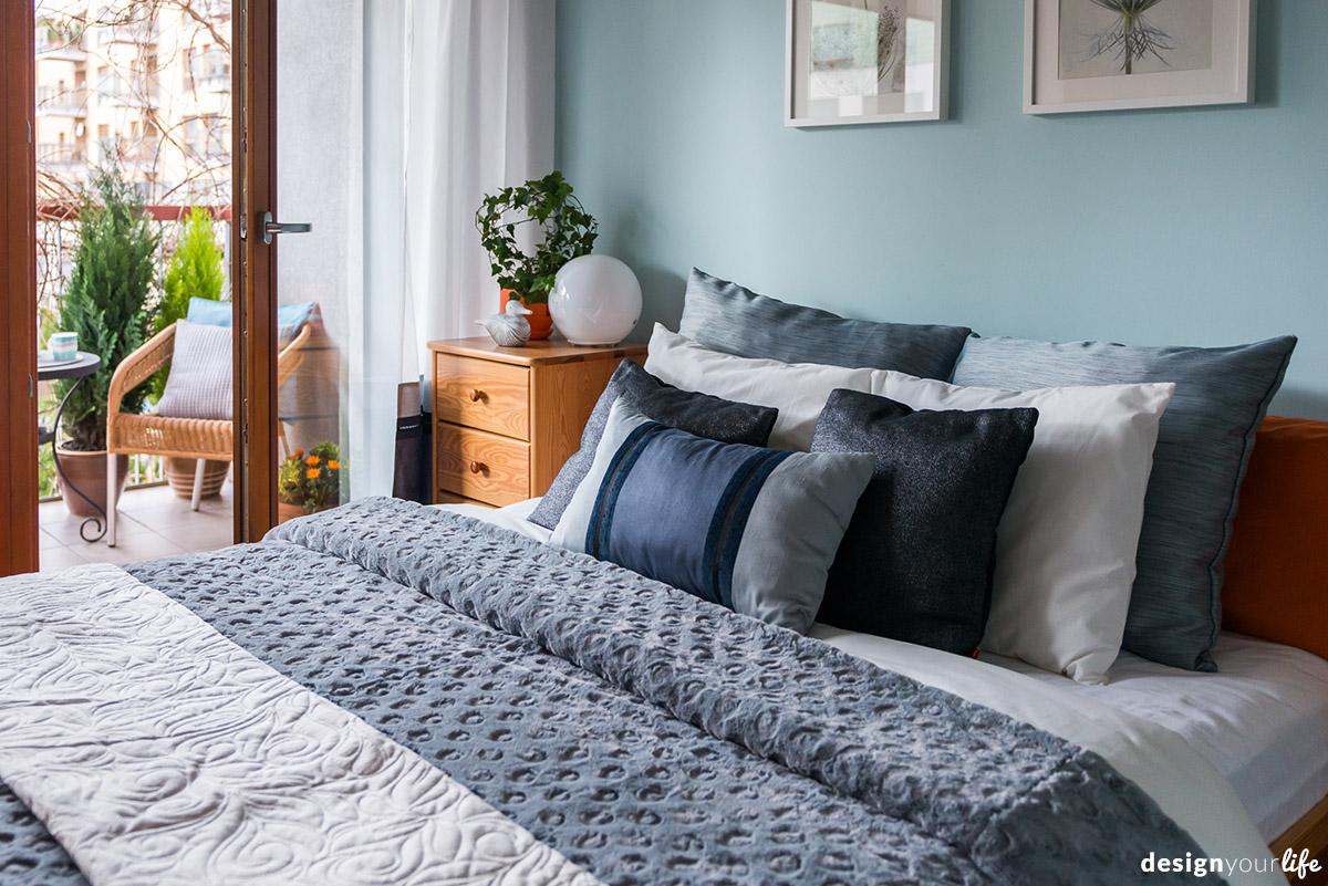 Metamorfoza Home Staging Sypialni Z Tarasem Design Your Life