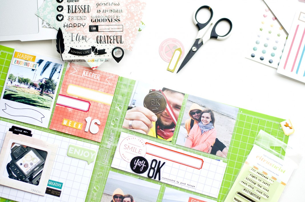 Project Life - scrapbooking