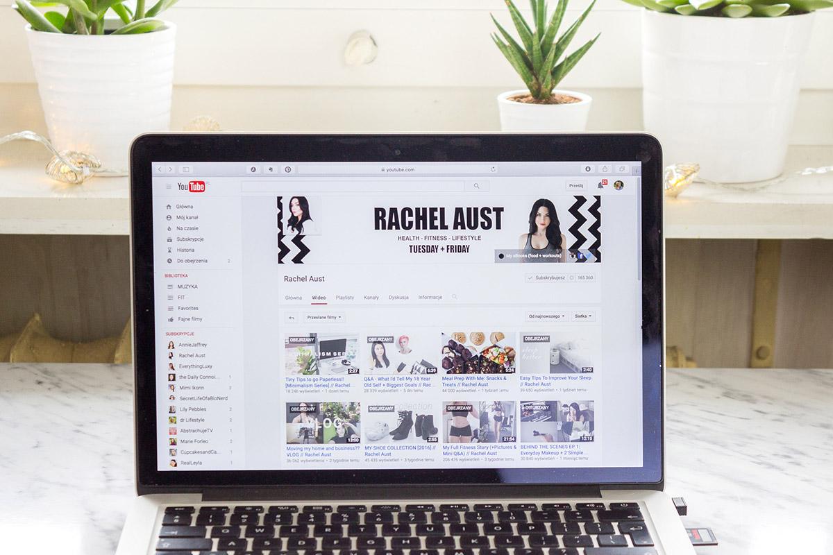 Kanał Rachel Aust