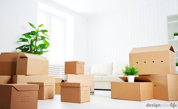 Remont mieszkania i przeprowadzka
