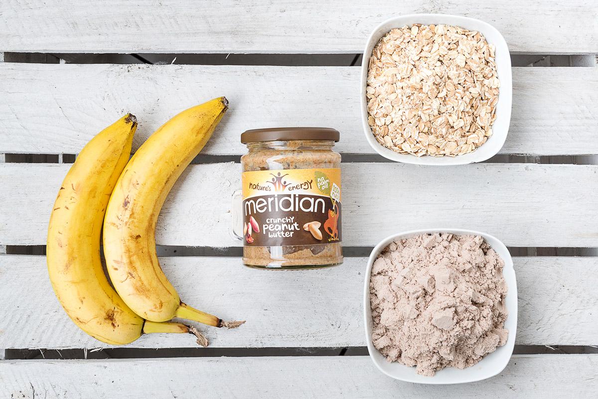 Ciasteczka proteinowe - skladniki