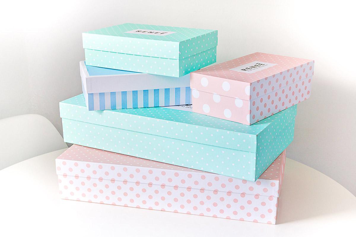 Renee pudełka
