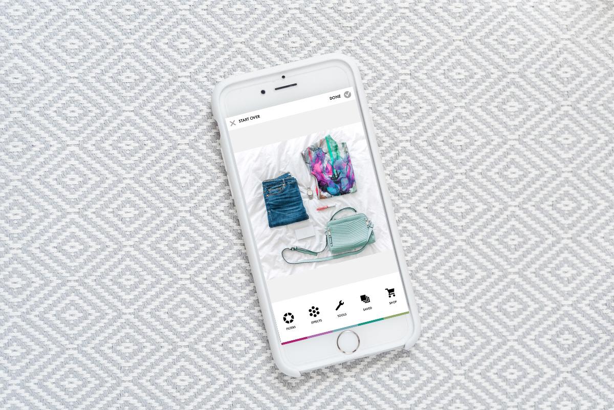 Aplikacja Color Story