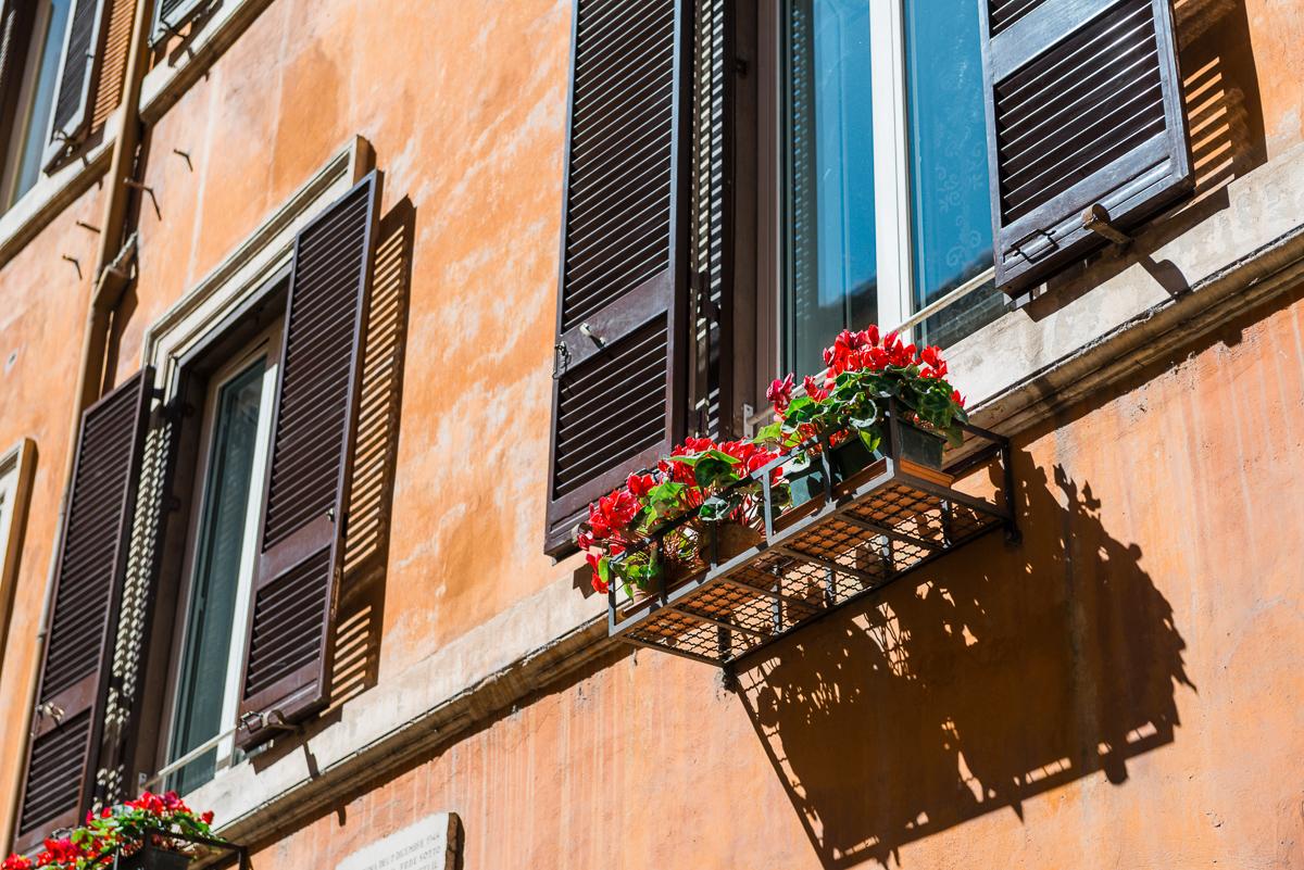 Rzymskie uliczki