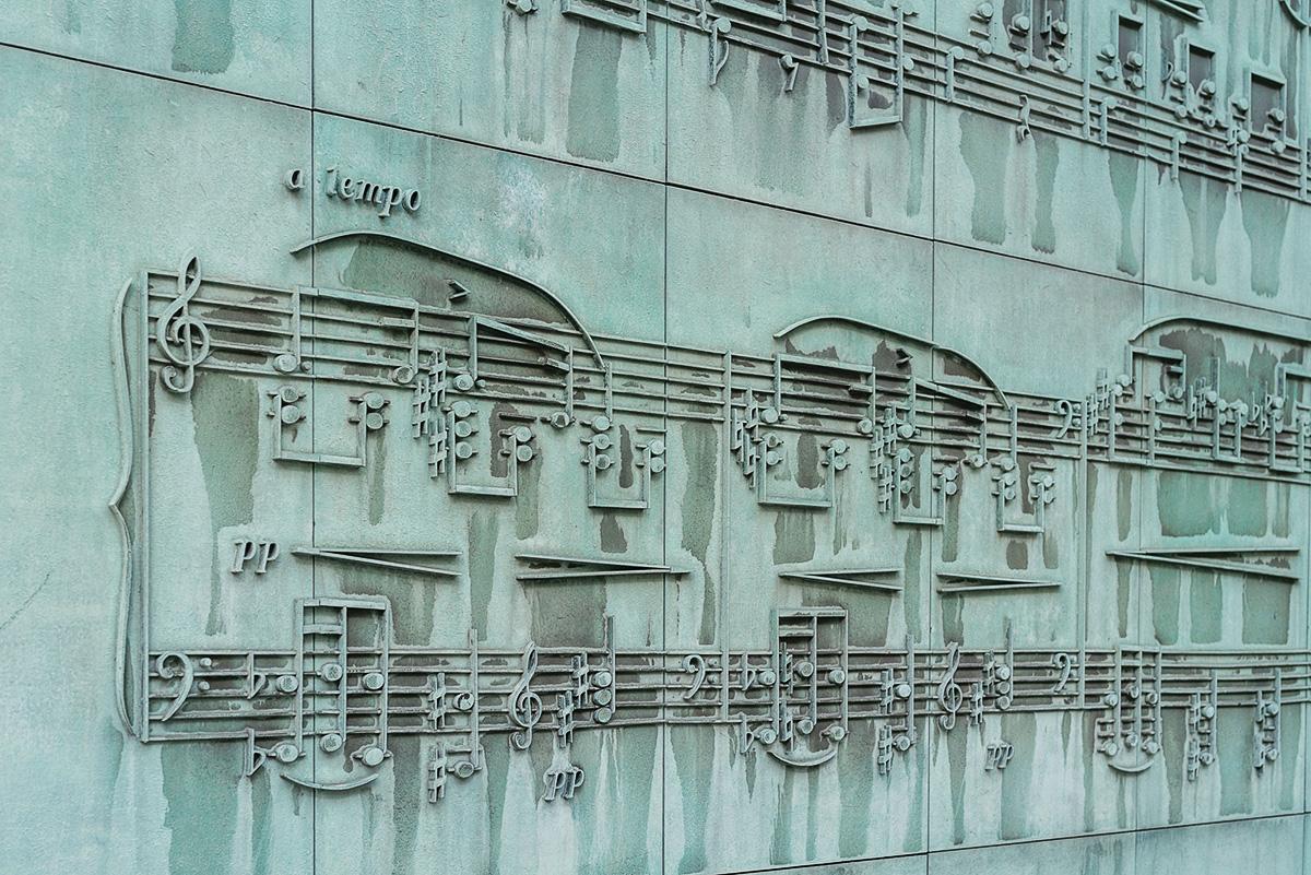 Ogrody BUW Warszawa