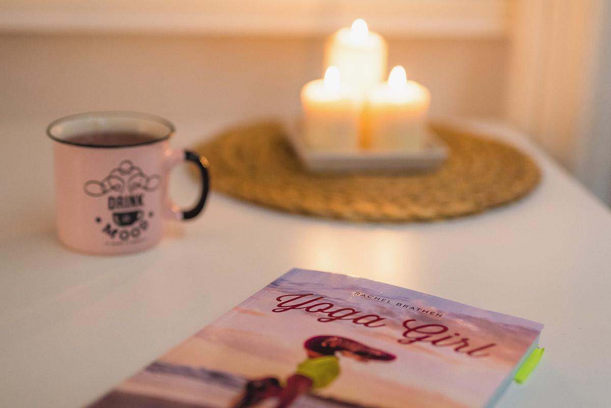 Yoga Girl książka