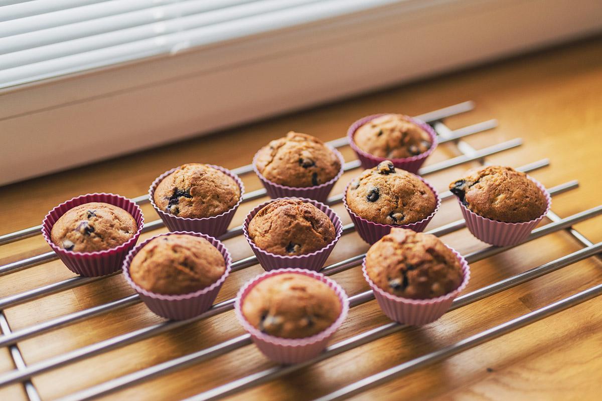 Domowe muffinki