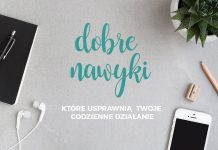 Dobre nawyki - DesignYourLife.pl