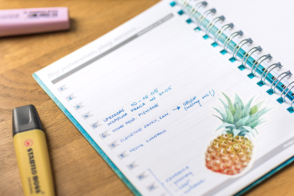 PLANNER Design Your Life
